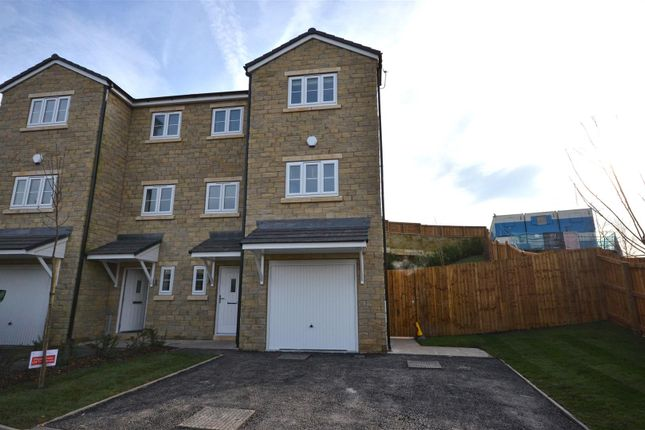 Thumbnail Semi-detached house for sale in Buckton View, Earnshaw Clough, Mossley