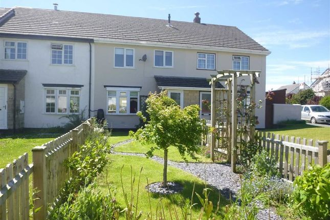 Thumbnail Terraced house to rent in Manor Park, Woolsery, Devon