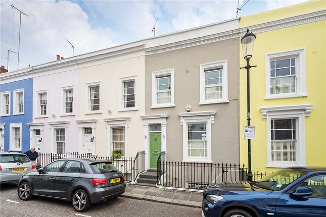 Thumbnail Terraced house for sale in Hillgate Place, London