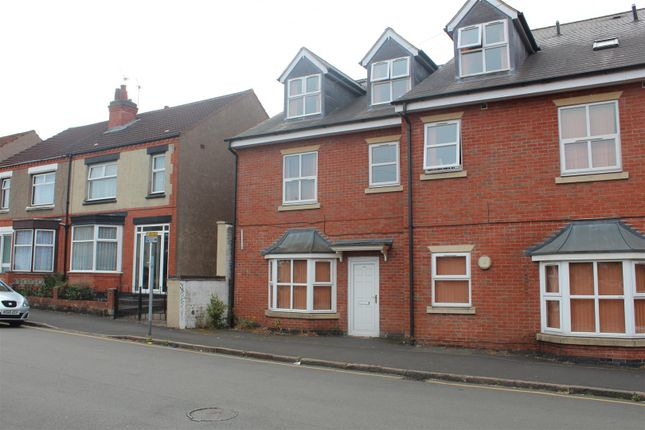 Thumbnail Flat for sale in David Road, Stoke, Coventry