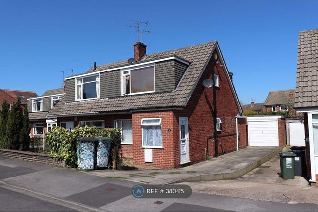 Thumbnail Semi-detached house to rent in Brookhill Drive, Leeds