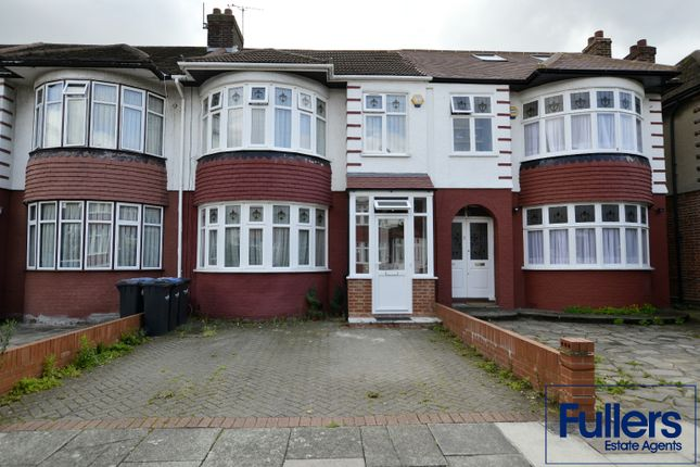 Thumbnail Terraced house for sale in Huxley Place, London