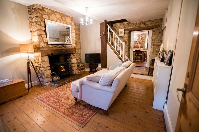 Thumbnail Terraced house for sale in Whiteway, Woodmancote, Dursley