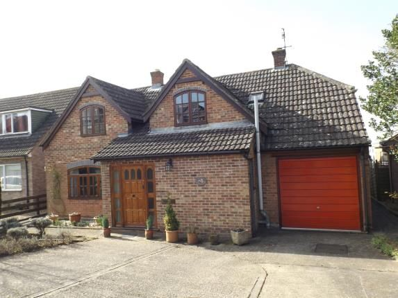 Thumbnail Detached house for sale in Laverstock, Salisbury, Wiltshire