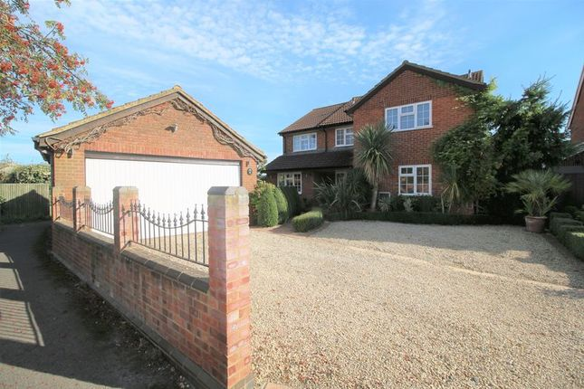 Thumbnail Detached house for sale in Naseby Close, Thame