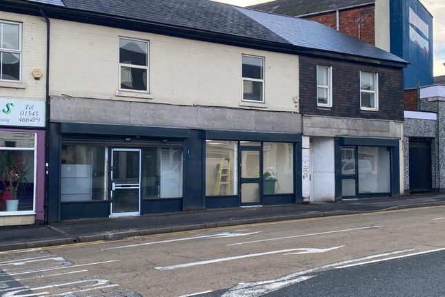 Thumbnail Retail premises to let in Walsall Road, Cannock, Staffs