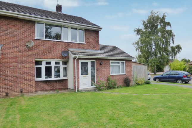 Thumbnail Property for sale in Blithewood Gardens, Sprowston, Norwich