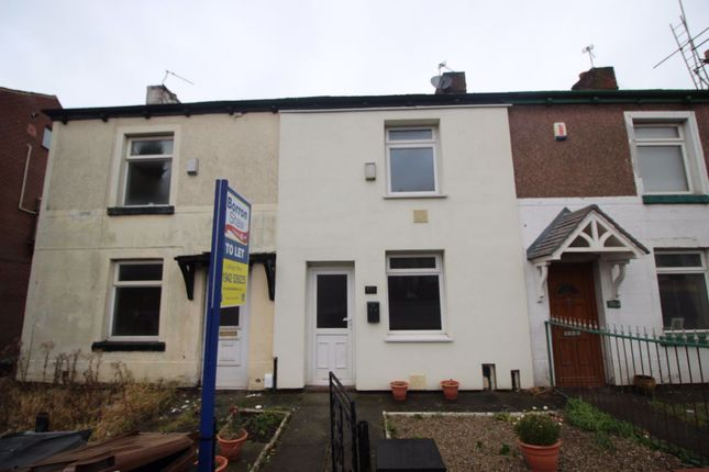2 bed terraced house to rent in Castle Hill Road, Hindley, Wigan WN2