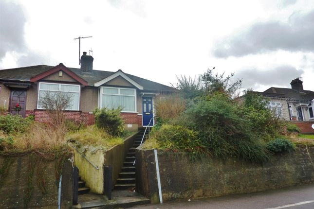 Thumbnail Bungalow for sale in Abbey Road, Belvedere, Kent