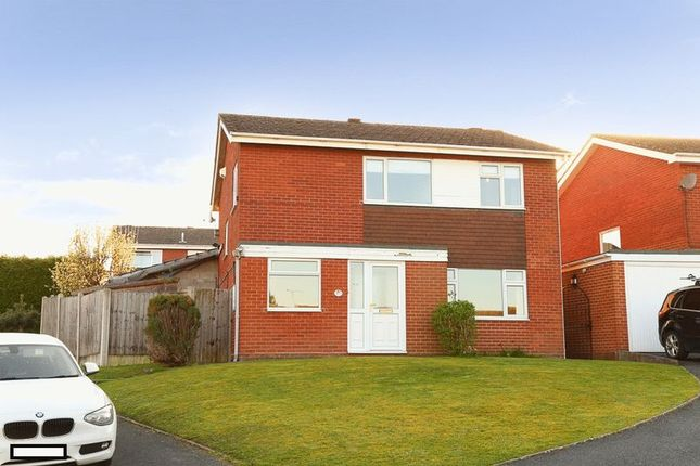 Thumbnail Detached house for sale in Swan Meadow, Much Wenlock