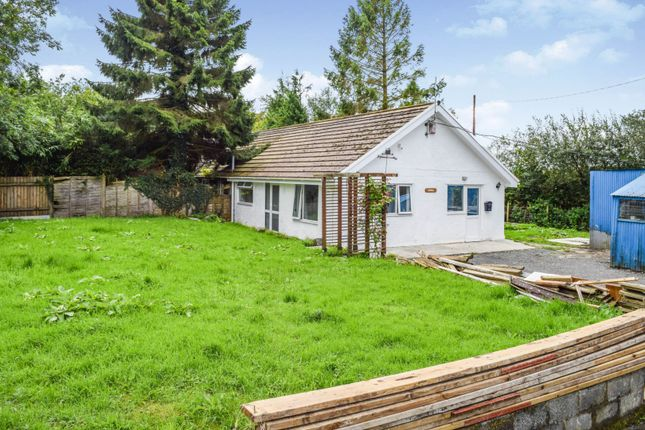 Thumbnail Semi-detached bungalow for sale in Blaenpennal, Aberystwyth
