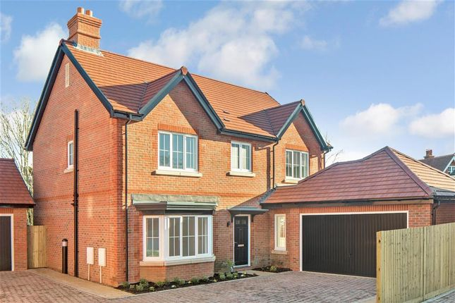 Thumbnail Detached house for sale in Bishops Lane, Ringmer, Lewes, East Sussex