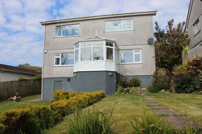 Thumbnail Detached house for sale in Sparnon Close, St. Austell