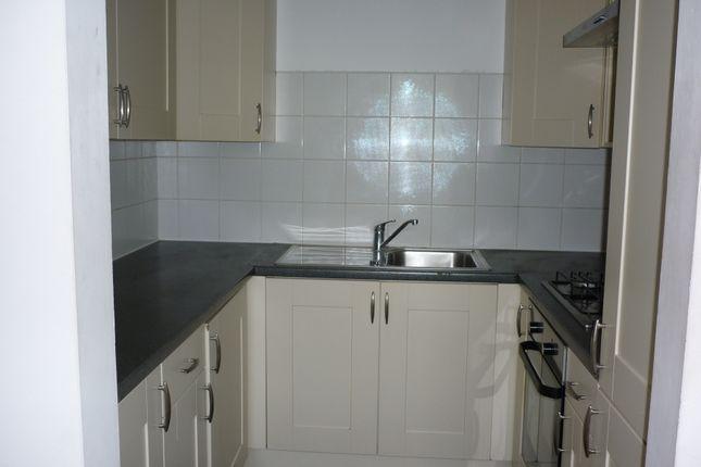 Kitchen of Mare Street, London E8