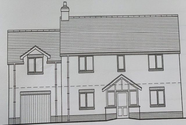 Thumbnail Detached house for sale in Plot 6 The Solva, Land South Of Kilvelgy Park, Kilgetty, Pembrokeshire