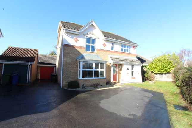 Thumbnail Detached house for sale in Grifon Road, Chafford Hundred, Grays