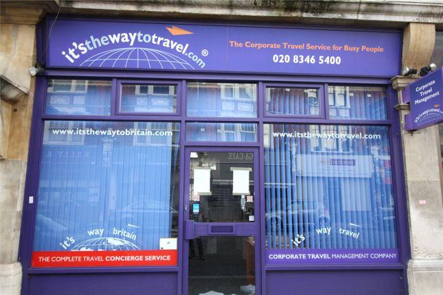 Thumbnail Retail premises to let in Hendon Lane, London
