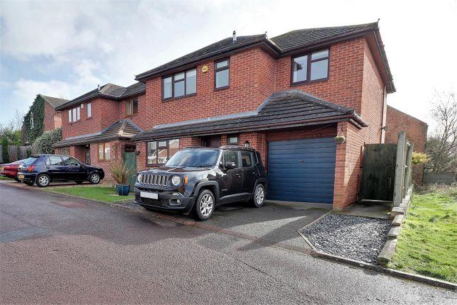 Thumbnail Detached house for sale in Hampton Close, Leckhampton, Cheltenham