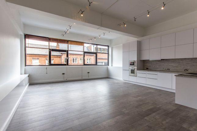 Thumbnail Flat for sale in Amazon Lofts, Tenby Street, Jewellery Quarter