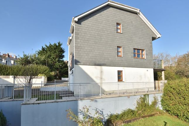 Side Elevation of Berkeley Hill, Falmouth TR11