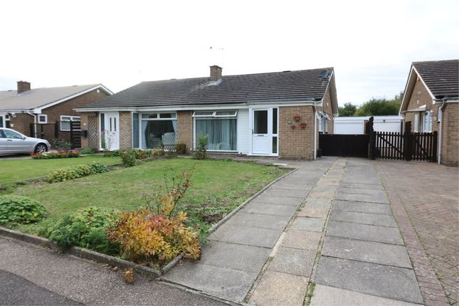 Thumbnail Semi-detached bungalow for sale in Dysons Close, Waltham Cross, Hertfordshire