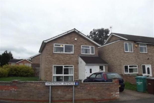 Thumbnail Property to rent in Swenson Avenue, Lenton