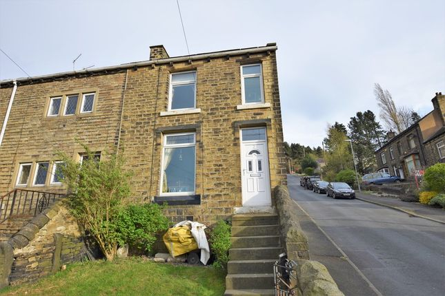 Thumbnail End terrace house for sale in Kaye Lane, Linthwaite, Huddersfield