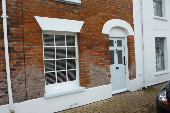 Thumbnail Terraced house to rent in New Street, Whitstable