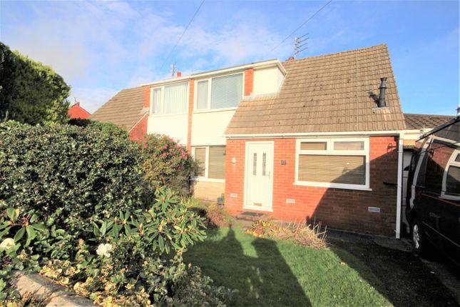 Thumbnail Semi-detached house for sale in West Park Lane, Preston