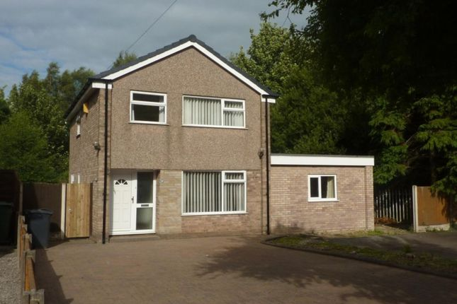 Thumbnail Detached house to rent in Colburne Close, Burscough, Ormskirk