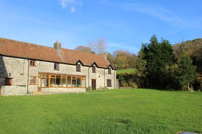 Thumbnail Farmhouse to rent in Nempnett Street, Nempnett Thrubwell