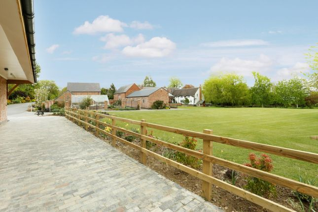 Thumbnail Detached house for sale in Orton On The Hill, Warwickshire