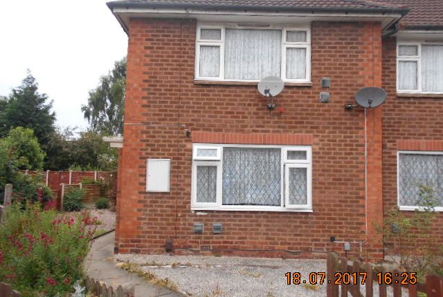 Thumbnail Flat for sale in Dewhurst Croft, Stechford