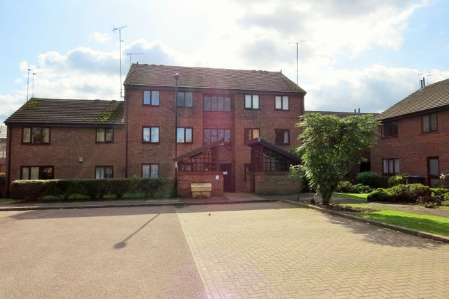 Thumbnail 1 bed flat to rent in Lansdowne Street, Coventry