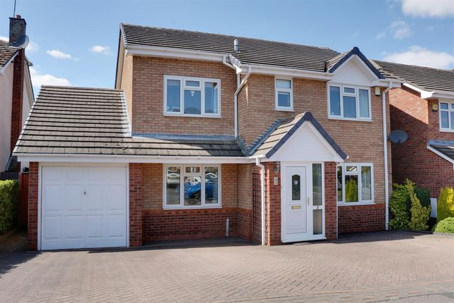 Thumbnail Detached house for sale in Nairn Road, Turnberry, Bloxwich