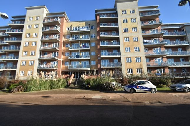 Thumbnail Flat for sale in Bridge Court, Stanley Road, South Harrow