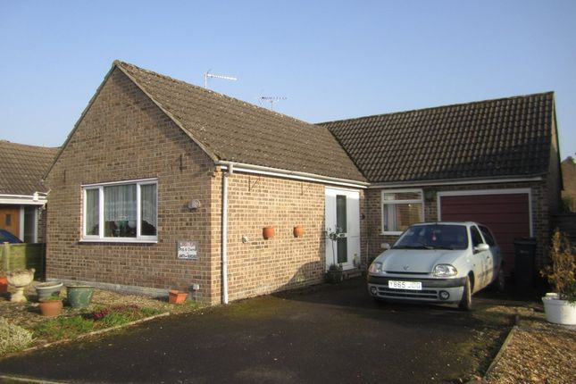 Thumbnail Detached bungalow for sale in Lakeside, Fairford