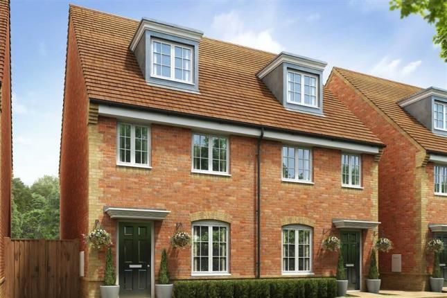 Thumbnail Semi-detached house for sale in Milton Keynes, Buckinghamshire