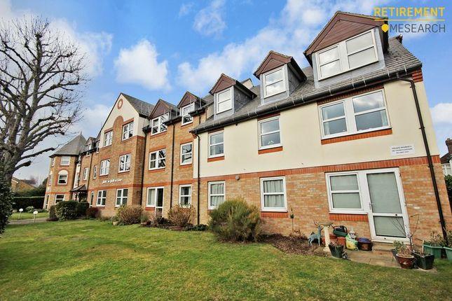 Thumbnail Flat for sale in Kathleen Godfree Court, Wimbledon