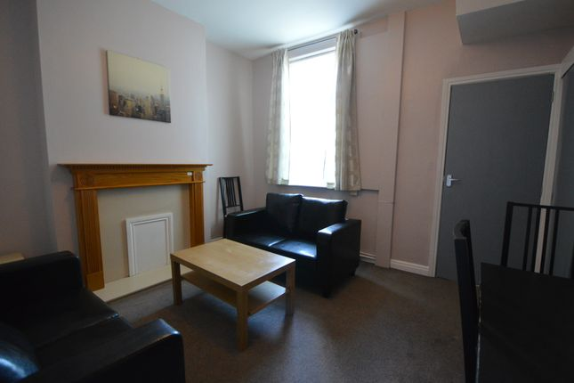 Living Room of Victoria Road, Middlesbrough TS1