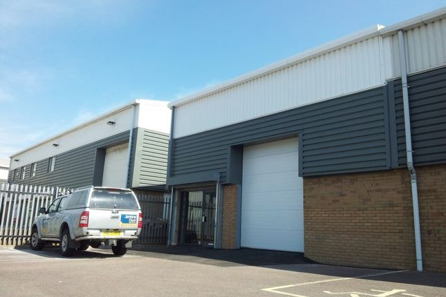 Thumbnail Industrial to let in Unit 5B Charnwood Park, Clos Marion, Cardiff