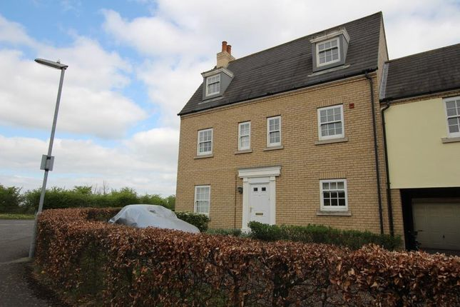 Thumbnail Link-detached house for sale in Nene Road, Ely