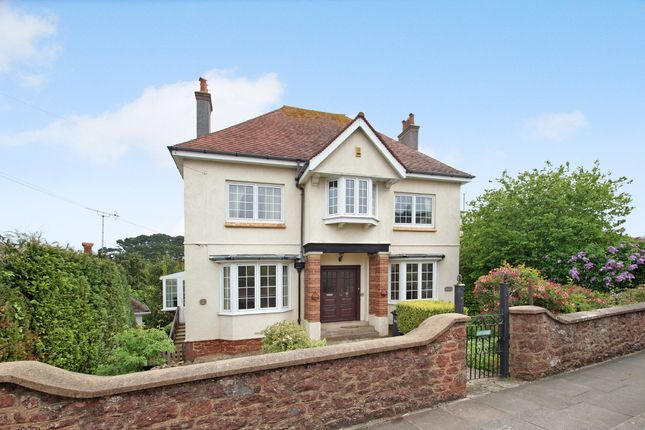 Thumbnail Detached house for sale in Great Headland Crescent, Paignton