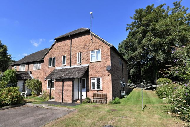 Thumbnail Flat for sale in Vesey Close, Farnborough