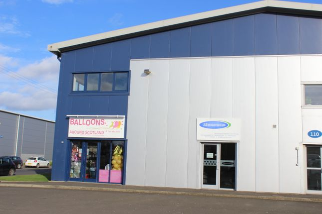 Thumbnail Industrial for sale in 100 Carnegie Road, Hillington Park, Glasgow