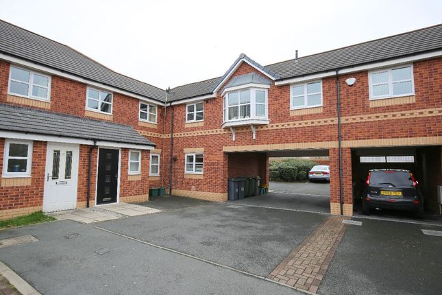 Thumbnail Town house for sale in Greenshank Close, Heysham, Morecambe