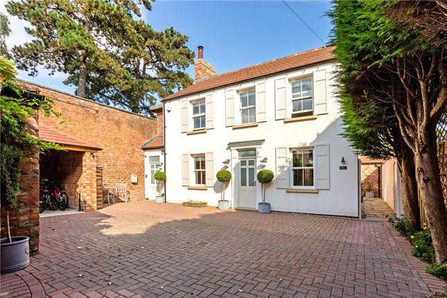3 bed detached house for sale in Sim Balk Lane, Bishopthorpe, York YO23