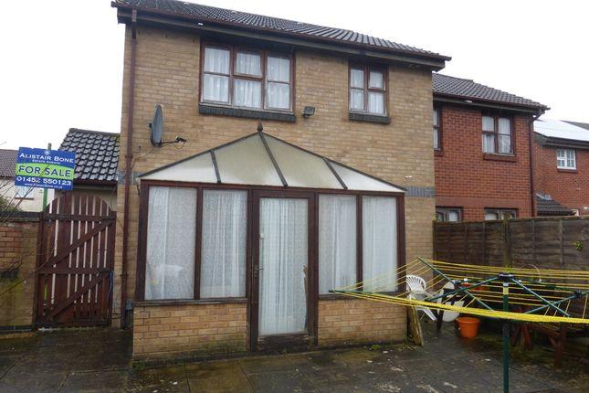 1 bed semi-detached house for sale in Farmington Close, Abbeymead, Gloucester