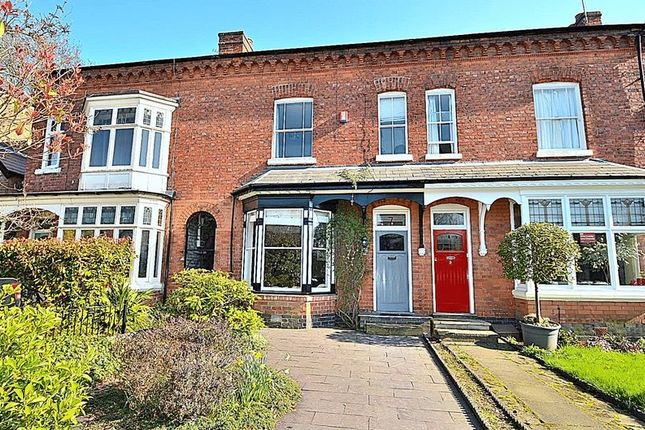 Thumbnail Terraced house for sale in Featherstone Road, Kings Heath, Birmingham
