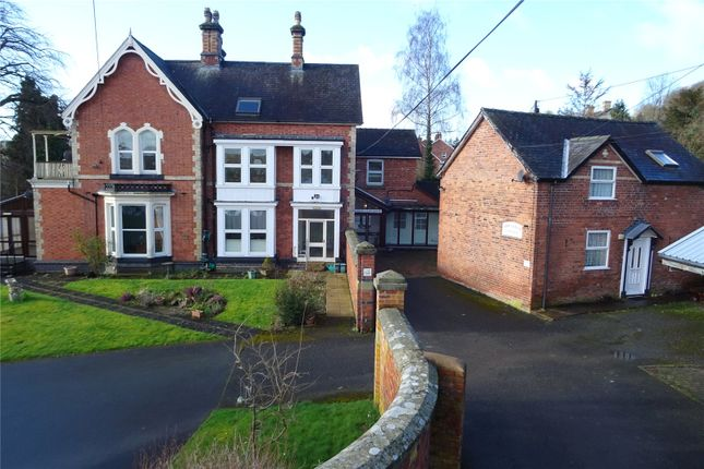 Thumbnail Detached house for sale in Fron Lane, Newtown, Powys